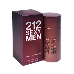 212 Sexy by Carolina Herrera Eau De Toilette Spray 3.4 OZ