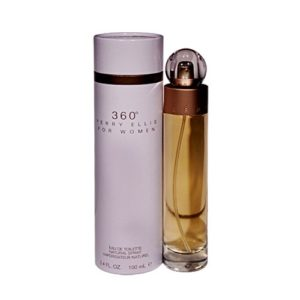360 by Perry Ellis Eau De Toilette Spray 3.4 OZ