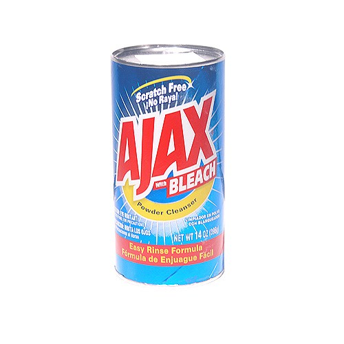 Ajax w/ Bleach Powder Cleaner - Union Pharmacy Miami