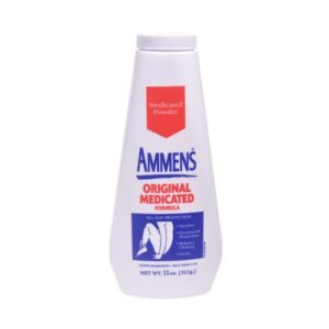 Ammens Medicated Powder 11 OZ