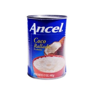 Ancel Grated Coconut