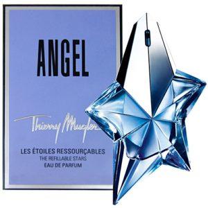 Angel refillable Spray by Thierry Mugler Eau de Parfum 1.7 Fl Oz