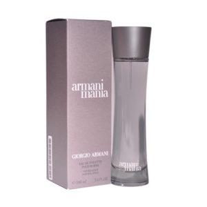 Armani Mania by Giorgio Armani Eau De Toilette Spray 3.4 OZ