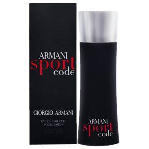 Armani Sport Code by Giorgio Armani Eau de Toilette Spray 1.7 Fl Oz