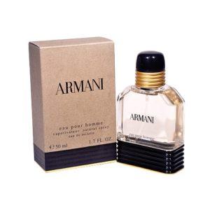 Armani by Giorgio Armani Eau De Toilette Spray 1.7 OZ