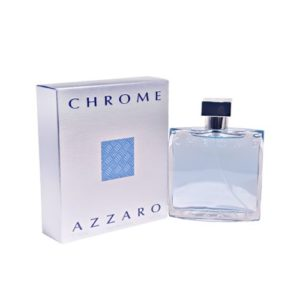 Azzaro Chrome by Azzaro Eau De Toilette Spray 3.4 OZ