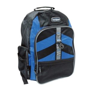 Backpack Multi Pocket Bungee
