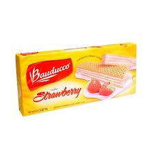 Bauducco Wafers Strawberry 5.82 oz