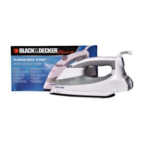 Black & Decker Iron Steam Dry