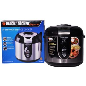 Black and Decker Multiuse Rice Cooker