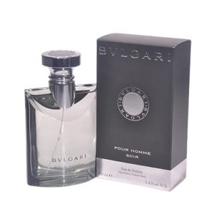 Bvlgari Soir by Bvlgari Eau De Toilette Spray 3.4 OZ