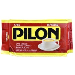 Cafe Pilon Espresso Coffee 6 oz