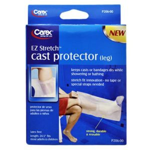 Carex EZ Stretch Cast Protector (Leg)