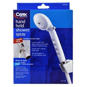 Carex Hand Held Shower Spray