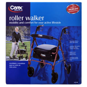 Carex Roller Walker