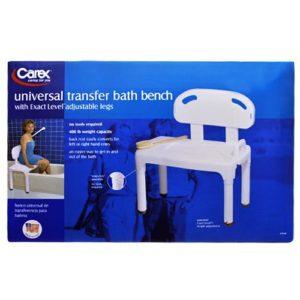 Carex Universal Transfer Bath Bench