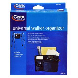 Carex Universal Walker Organizer
