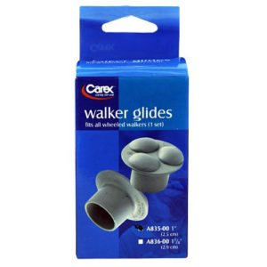 Carex Walker Glides