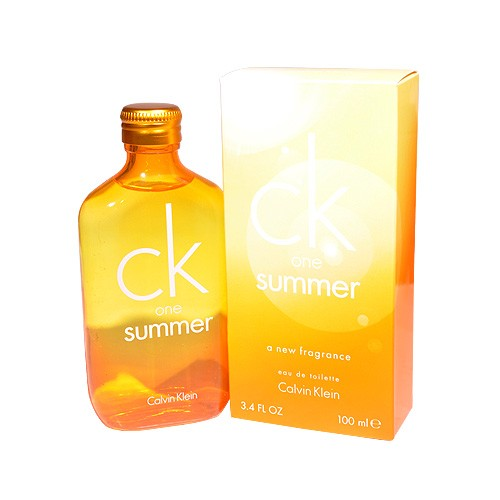 ck one summer by calvin klein eau de toilette spray 3 4 oz union pharmacy miami