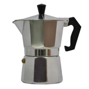 Coffee Maker Aluminum 2 Cup
