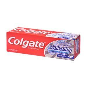 Colgate Toothpaste Oxygen Bubbles 6 OZ