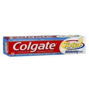 Colgate Toothpaste Total + White Paste 6 OZ