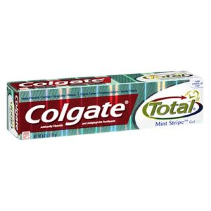 Colgate Total Mint Strip Gel 6.0