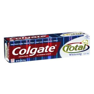 Colgate Total Whitening Gel 6.0