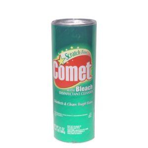Comet w/ Bleach