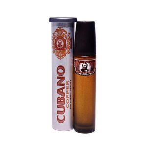 Cubano Copper by Perfumes de Champs Eau De Toilette Spray 2 OZ