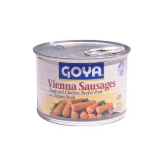 Goya Vienna Sausages 9.25 OZ