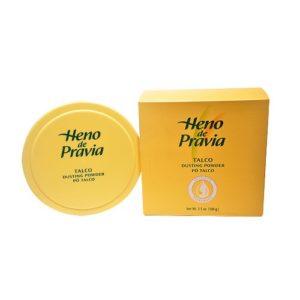 Heno de Pravia Dusting Powder 3.5 Oz