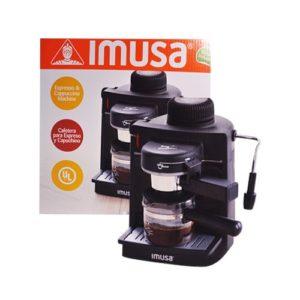 Imusa Espresso & Cappuccino Machine