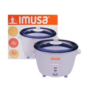 Imusa Rice Cooker 3 Cups