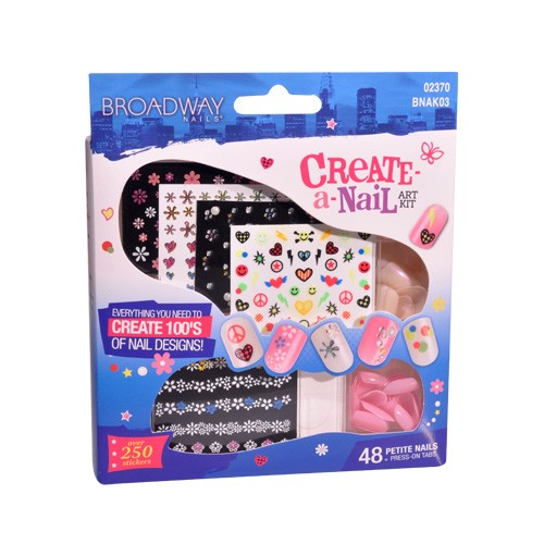 Kiss Broadway Nails Create A Nail Art Kit