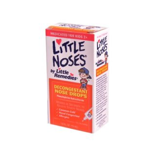 Little Noses Decongestant Nose Drops 1/2 OZ