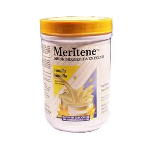 Meritene Vanilla Powder 16 OZ