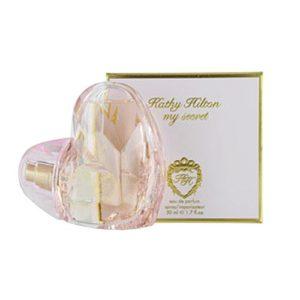 My Secret by Kathy Hilton Eau De Parfum Spray 1.7 OZ