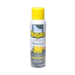 Niagara Lemon Spray Starch 20 OZ