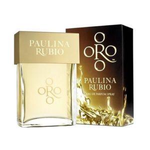Oro by Paulina Rubio Eau De Parfum Spray 1.0 OZ