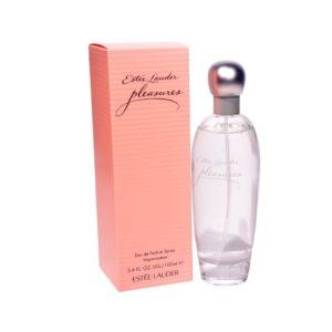 Pleasures by Estee Lauder Eau De Parfum Spray 3.4 OZ