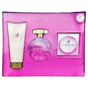 Promise Me by Susan G Fragrance Set