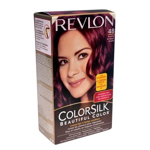 Revlon Hair Color Deep Burgundy