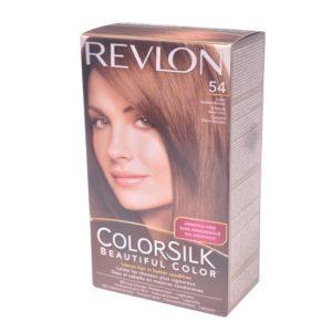 Revlon ColorSilk #54 Light Golden Brown