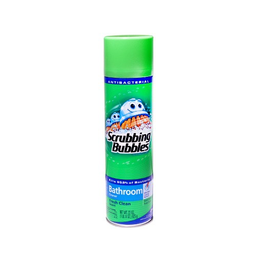 Scrubbing Bubbles Bathroom Cleaner 22 Oz Union Pharmacy Miami