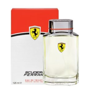 Scuderia by Ferrari Eau De Toilette Spray 4.2 OZ