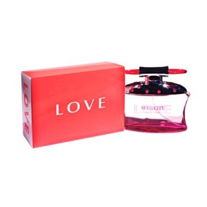 Sex in the City Love by Instyle Parfums Eau De Parfum Spray 3.4 OZ