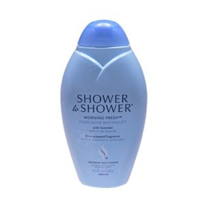 Shower to Shower Morning Fresh Body Powder 13 OZ