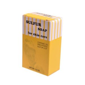 Sulfur Soap 3.0 OZ