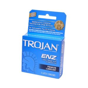 Trojan Enz Premium Lubricant